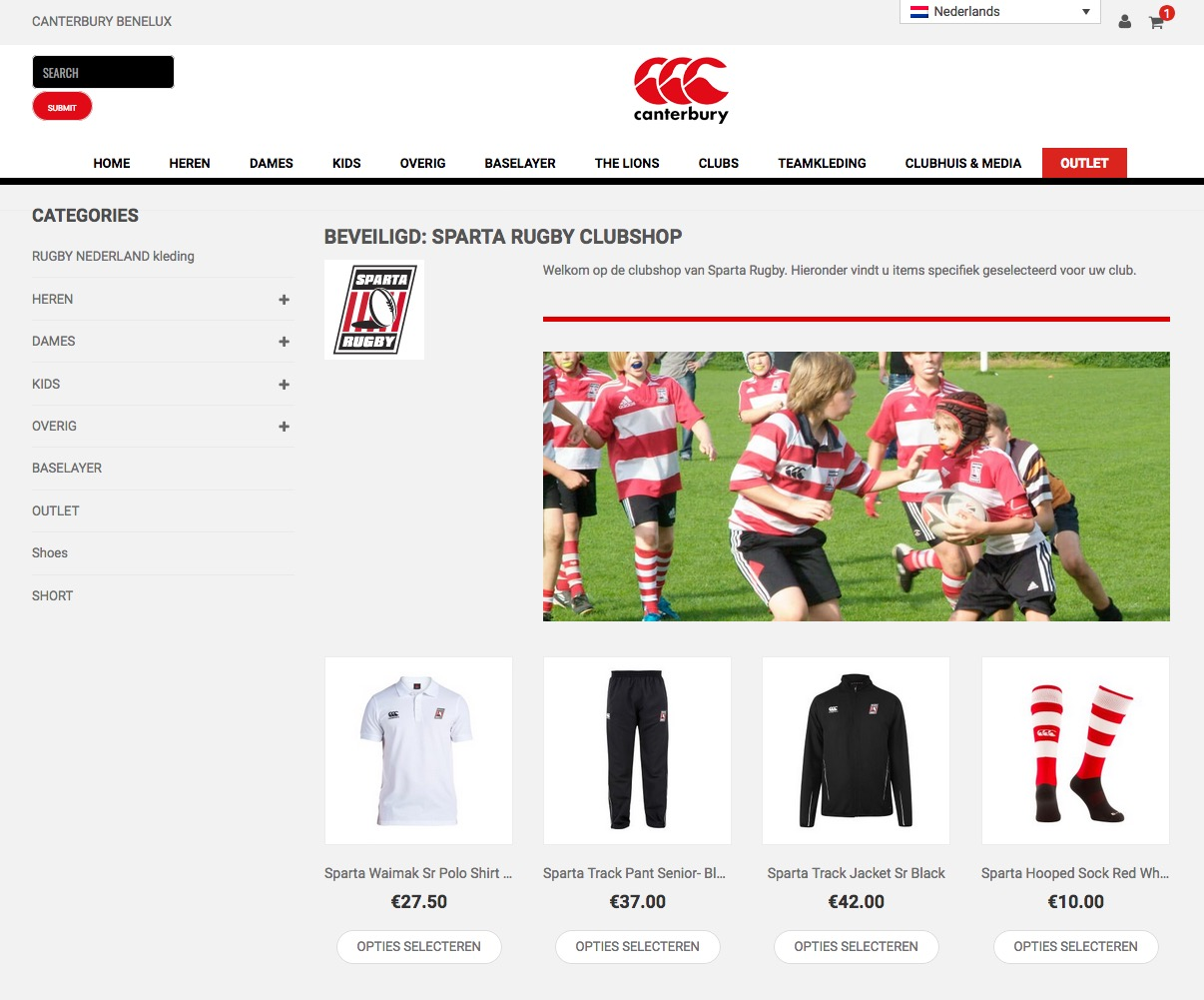 image of the sparta-rugby webshop