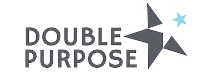 Double Purpose Logo 400