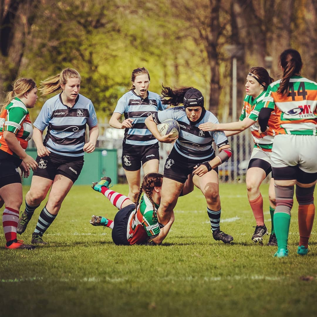 Sparta Rugby Dames 1
